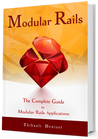 Modular Rails Book Cover