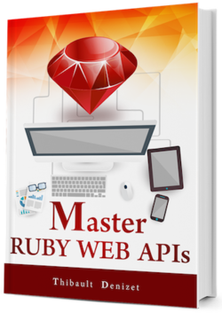 Master Ruby Web APIs Book Cover